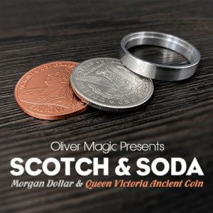 SCOTCH AND SODA MORGAN