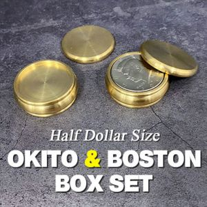 SET BOSTON ET OKITO - LAITON