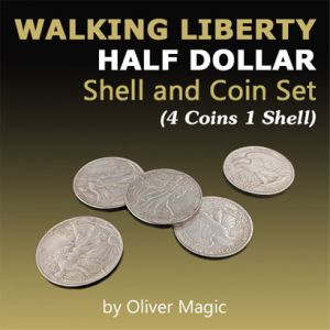 WALKING LIBERTY - SET CLASSIQUE