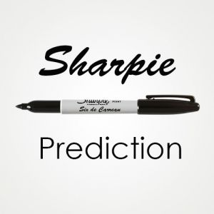 Sharpie Prediction