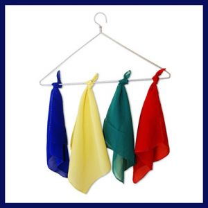 SILKS OFF HANGER