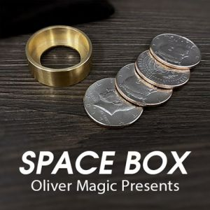 SPACE BOX - OLIVERS MAGIC