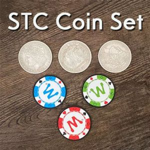 STC COIN SET COMPLET