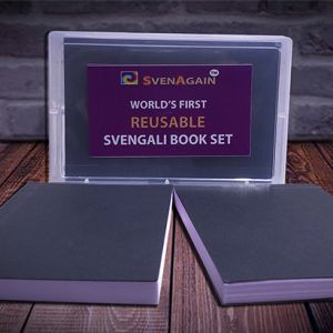 SVENGALI PAD REUSE