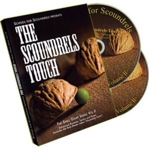 dvd the scoundrels touch whit hayden bob sheet coquille de noix