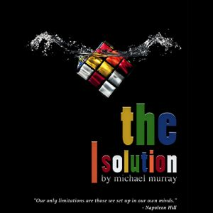 The solution de Michael Murray : tour de magie avec un rubiks cube