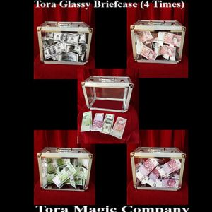 GLASSY BRIEFCASE (4 TIMES) - TORA