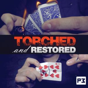DVD TORCHED AND RESTAURED de Brent BRAUN