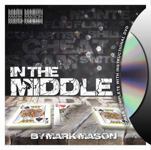 tour de magie in the middle du magicien MARK MASON