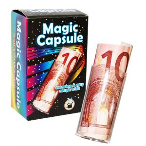 tour de magie MAGIC CAPSULE