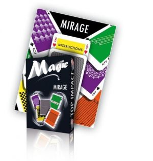 tour de magie mirage par OID MAGIC