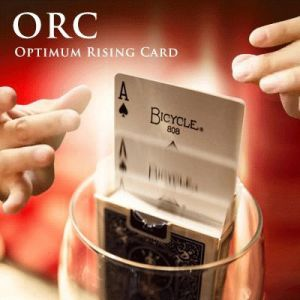tour de magie optimum rising card version poker, du magicien TAIWAN BEN