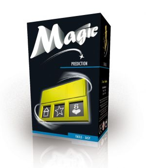 tour de magie predicition par OID MAGIC