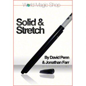 tour de magie solid & stretch du magicien David Penn