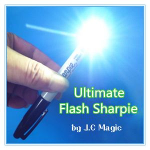 tour de magie Ultimate flash sharpie
