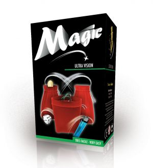 tour de magie ultravision par OID MAGIC