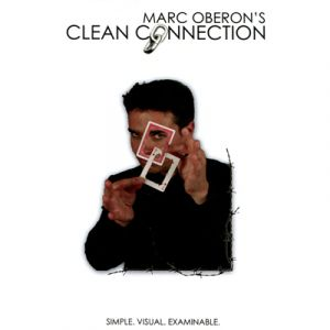 Tour de magie : CLEAN CONNECTION du magicien Marc Oberon