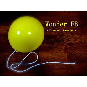 tour de magie, wonder floating balloon