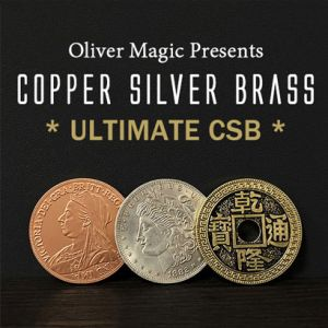 ULTIMATE COPPER SILVER BRASS