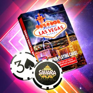 WHAT HAPPENS IN VEGAS - SAHARA