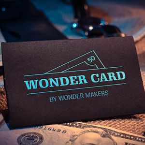 WONDER CARD - WONDER MAKERS
