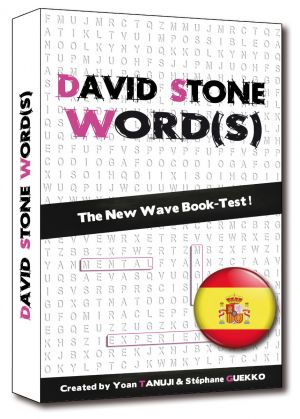 David Stone Words : puzzle ratsel book test by stephane guekko and yoan Tanuji mentalism
