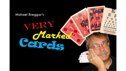 Very Marked Cards by Michael Breggar Mixed Media