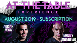 At The Table August 2019 Subscription video