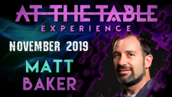 At The Table Live Lecture Matt Baker November 6th 2019 video