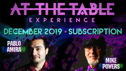 At The Table December 2019 Subscription video