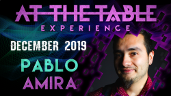 At The Table Live Lecture Pablo Amira December 4th 2019 video