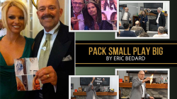 PACK SMALL PLAY BIG by Eric Bedard video