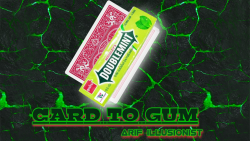 Card To Gum by Arif illusionist video