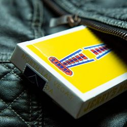 JERRY'S NUGGETS - JAUNE - VINTAGE FEEL
