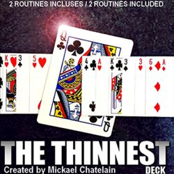 THE THINNEST DECK