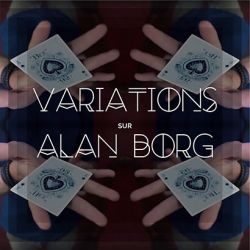 VARIATIONS SUR ALAN BORG