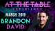 At The Table Live Lecture Brandon David March 6th 2019 video