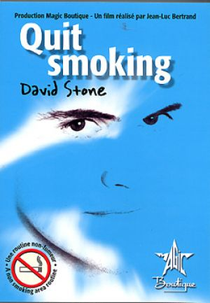 DVD Quit smoking du magicien David Stone