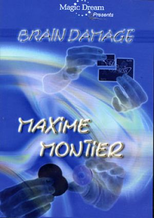 DVD Braindamge par Maxime Montier - Magic Dream