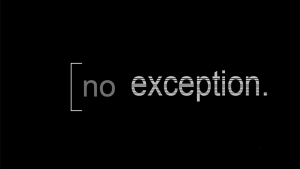 No Exception - video DOWNLOAD