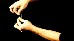 Ultra Torn and Restored Rubber Band - video DOWNLOAD
