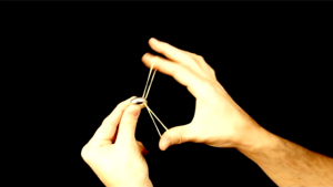 Ultra Rising Ring on Rubber Band - video DOWNLOAD