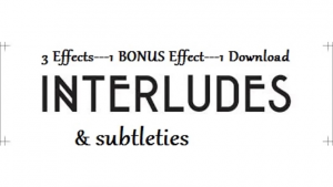 Interludes by Justin Miller video DOWNLOAD