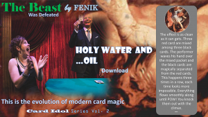 Holy Water... and Oil by Fenik video DOWNLOAD