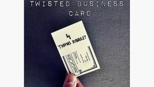 Twisted Business Card by Thomas Riboulet video