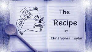 The Recipe by Christopher Taylor Mixed Media