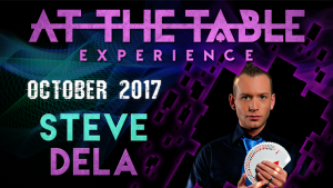At The Table Live Lecture Steve Dela October 4th 2017 video