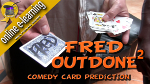 Fred Outdone Squared by Wolfgang Riebe video