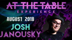 At The Table Live Josh Janousky August 1st, 2018 video