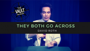 The Vault - They Both Go Across by David Roth video